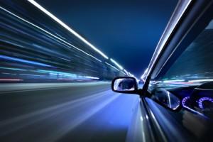 Voiture et vitesse